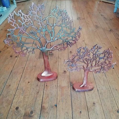 Tree Of Life Oxidised Copper
