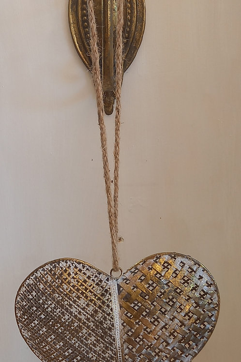 Heart Hanging Decoration-Large