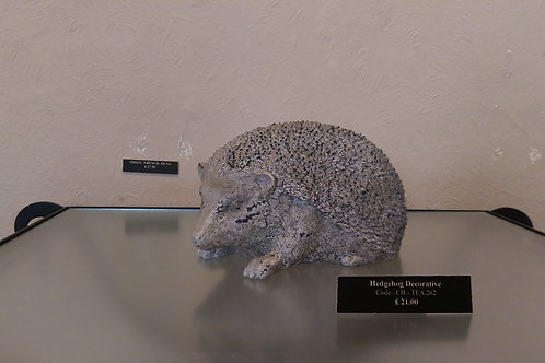 Hedgehog Rustic Effect