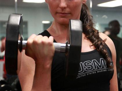 ¡¿Mujeres haciendo pesas?! Tira los mitos