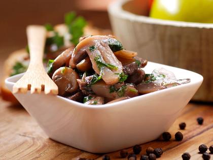 ¿Has pensado en comer setas u hongos?
