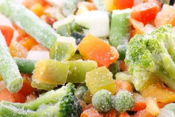¿Es bueno comer verduras congeladas?
