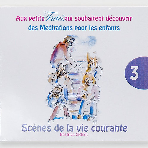 CD3 - Enfants - La vie courante