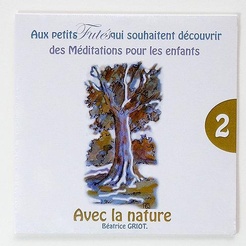CD2 - Enfants - La Nature