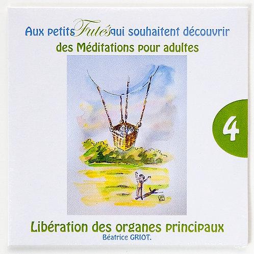 MP3 - Adultes - Libération Des Organes Principaux