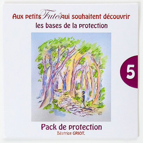 CD5- Pack de protection