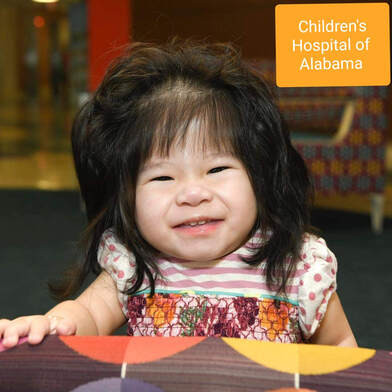 Faces of Children's Hospital of Alabama