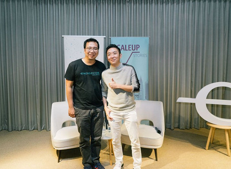 ScaleUp Stories with Eric Cheng, co-founder and CEO of Carsome
