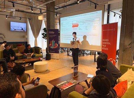 ScaleUp Endeavor Workshop: Business Strategy