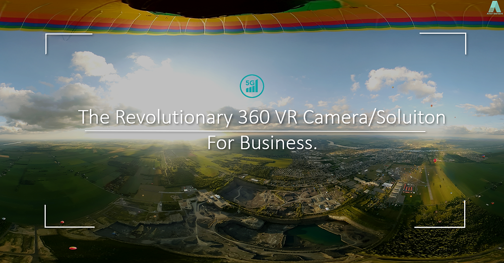 Arbor Standard launches unprecedented 5G VR solutions in collaboration with Finnish partners