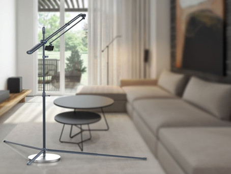 Arbor Standard's Stereoscopic Smart Lamp has won the Red Dot Design Award 2020