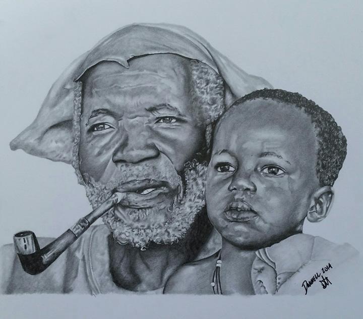 Rasta Elder