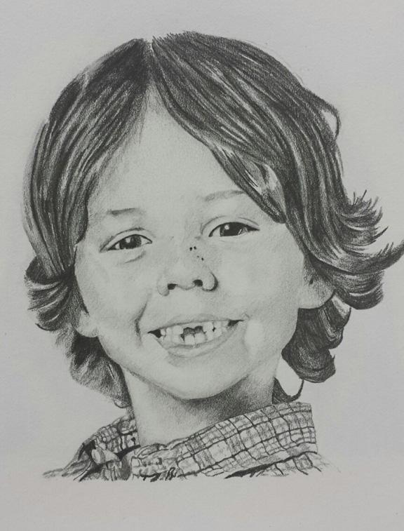 In memory of Daniel