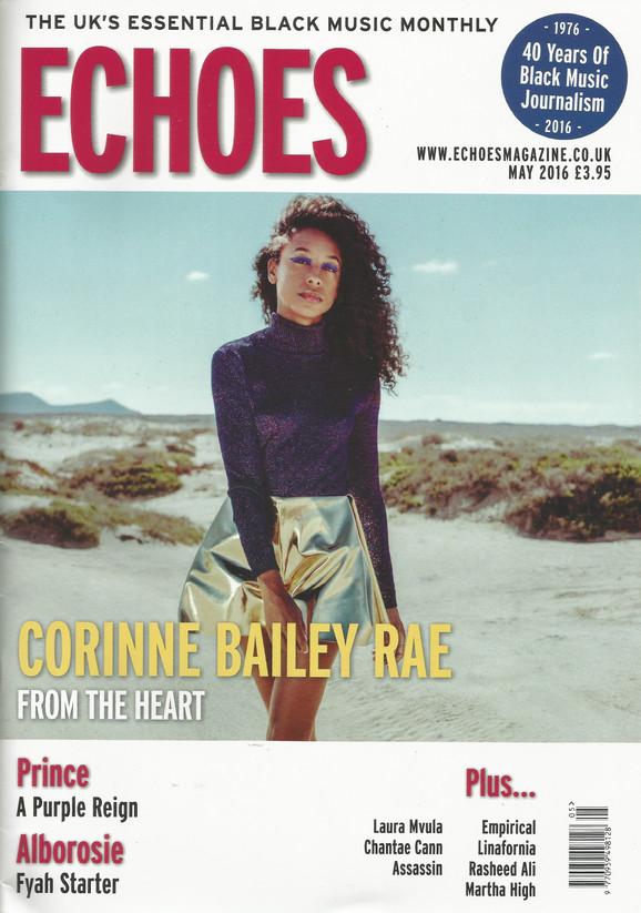 Echoes Magazine - May 2016