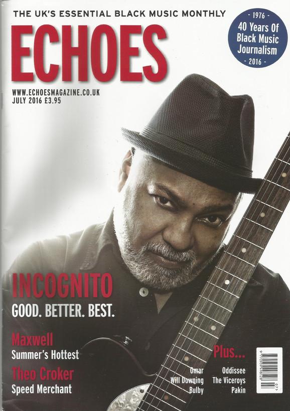 Echoes Magazine - July 2016