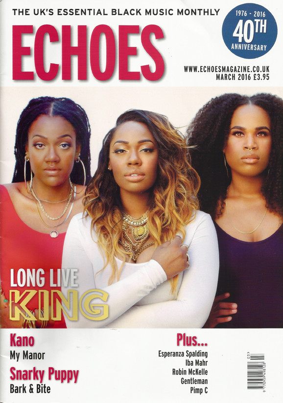Echoes Magazine - March 2016