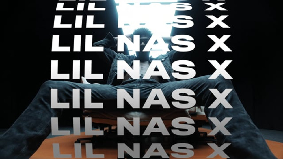 LIL NAS X W/ CALVIN KLEIN