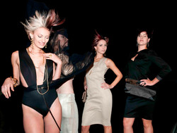 H. Stern sponsored Fashion show