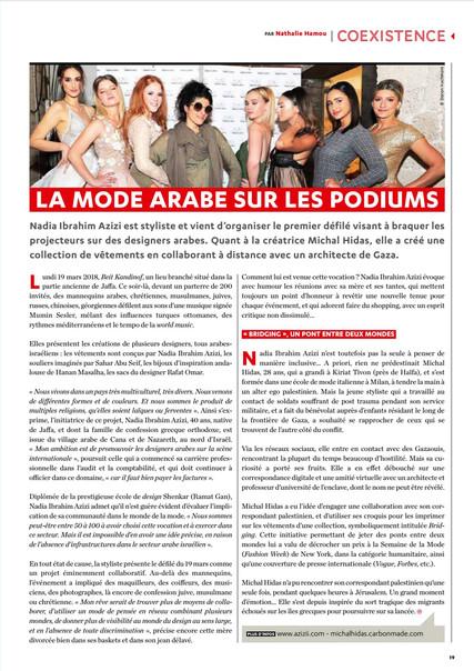 La Mode Arabes sur les podiums