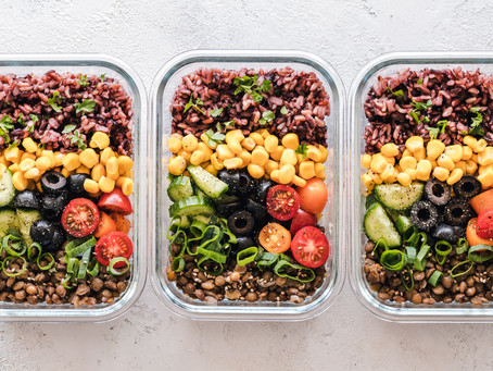 Thought about Meal Planning?