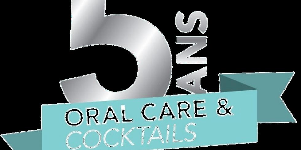 Les 5 ans de oral care GABA cocktails