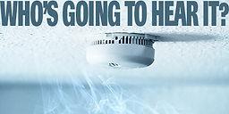Monitored smoke detectors save lives and property