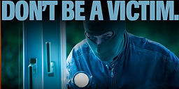 Stop a burglar before they enter your home