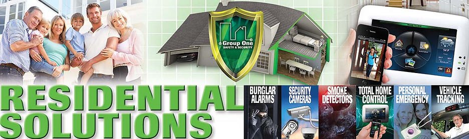 Group One Residential Safety & Security Solutions