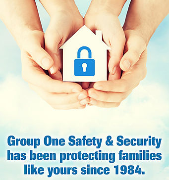 Group One protects you, your family and your home