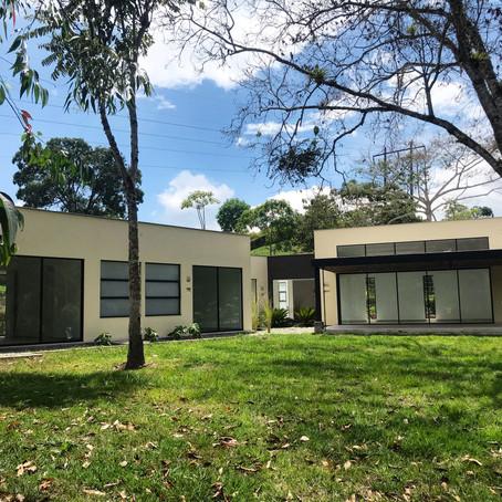 Maisons d'architecte, Circasia, Quindio, Colombie - Qd08