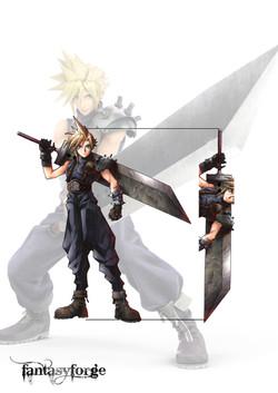 Master Sword replica proporzioni
