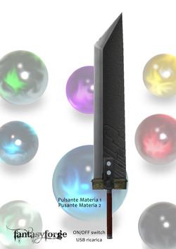 Master Sword replica 2