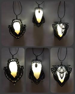 gioielli luminosi - bright jewels