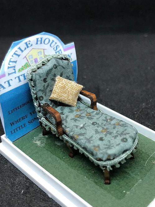 1/48th  - CHAISE TURQUOISE