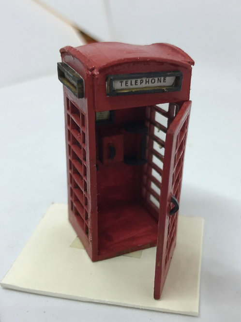 1/48th  - PHONE BOX