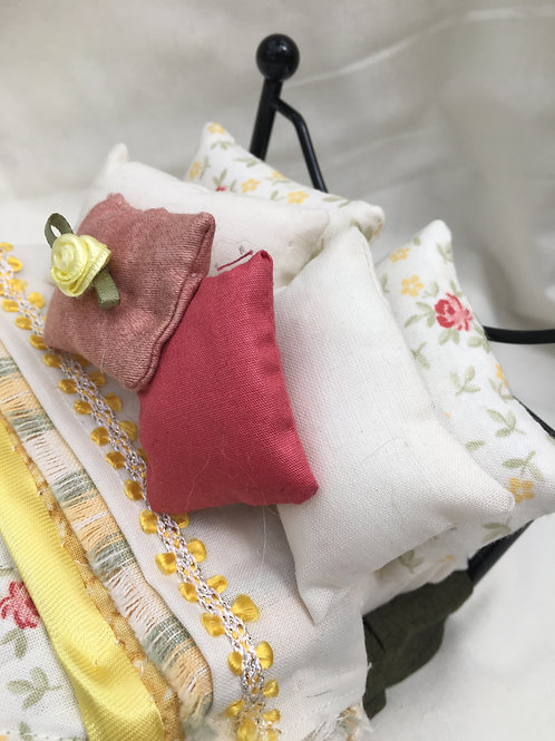 Double Bed - Eliza