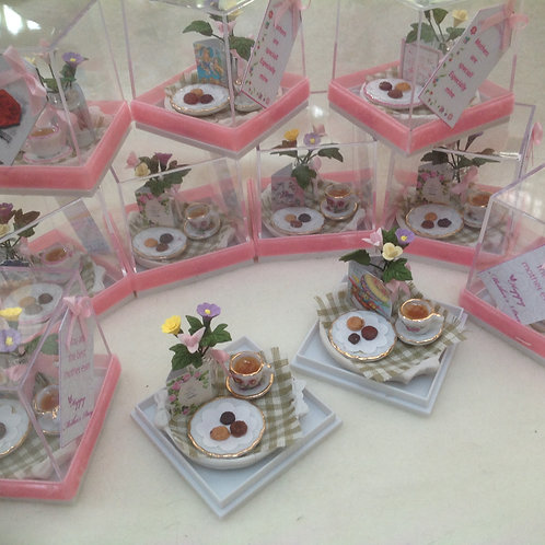 Mothers Day Tray Set