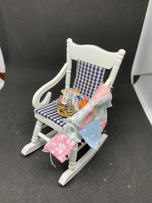 1/12th Quilting Chair