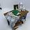 Thumbnail: Side Table - Blue and White China