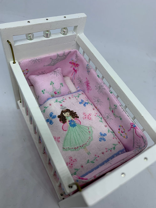 1/12th Fairy Princess Cot
