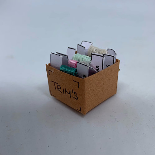 Trim Card Box