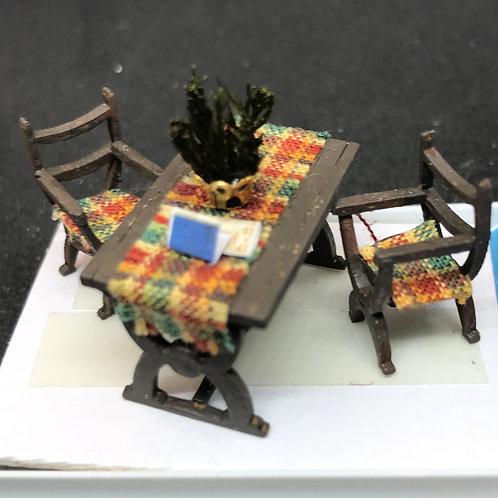 1/48th  - TUDOR TABLE TARTAN