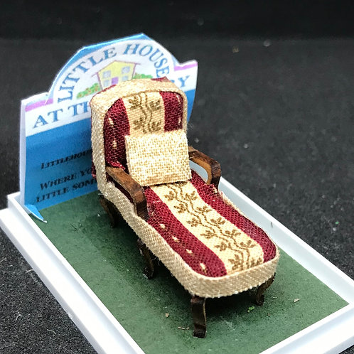1/48th  - CHAISE RED STRIPE