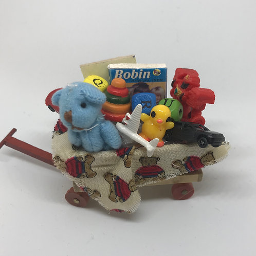 Toy Cart - Boys