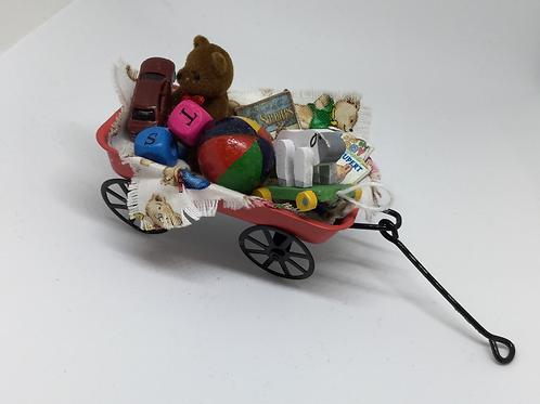 Toy Cart - Metal