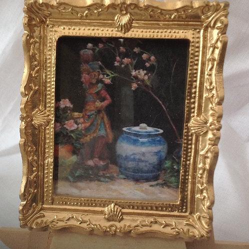 Picture 166 - Oriental Vase