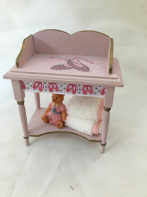 Girls Washstand Table