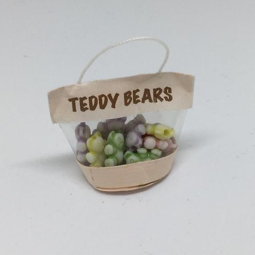 Toy Bag - Teddy Bears