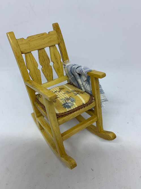 1/12th Rocking Chair