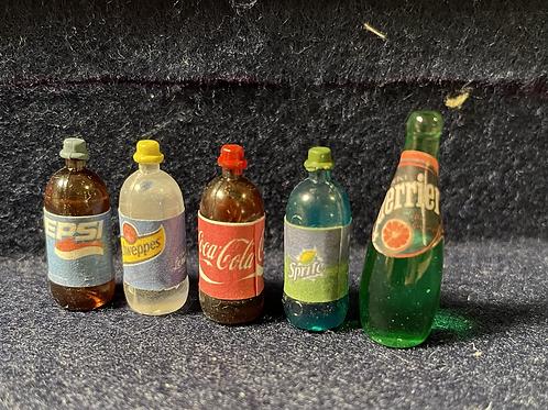 Large soda bottle x 1